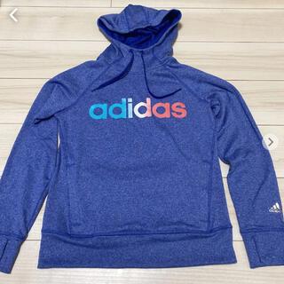 アディダス(adidas)のadidas アディダス パーカー 女性用(パーカー)