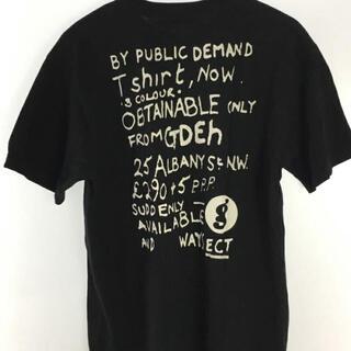 グッドイナフ(GOODENOUGH)の本物 正規品 goodenough ロゴ tシャツ パーカー キャップ ma1(Tシャツ/カットソー(半袖/袖なし))