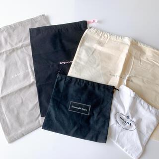 プラダ(PRADA)の保存袋 5枚セット(その他)