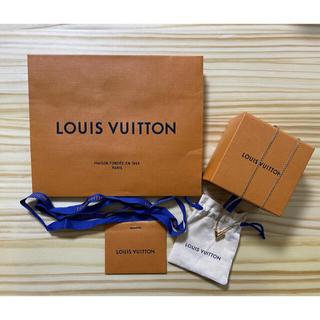 ルイヴィトン(LOUIS VUITTON)のルイヴィトン エセンシャルv ネックレス(ネックレス)
