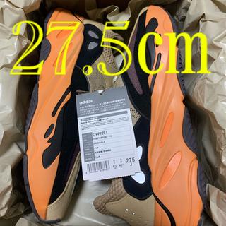 アディダス(adidas)のadidas yeezy boost 700 enflame amber27.5(スニーカー)