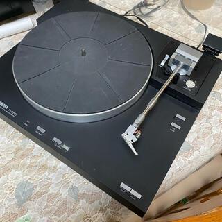 ヤマハレコードプレーヤーp-750ジャンク(ターンテーブル)