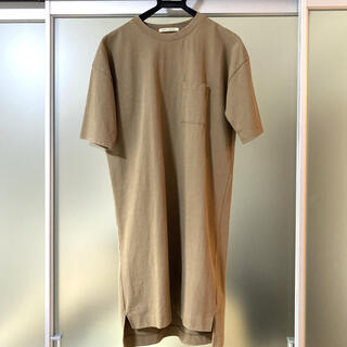 フレディアンドグロスター(FREDY & GLOSTER)のフレディアンドグロスター ワンピース Tシャツ(ひざ丈ワンピース)