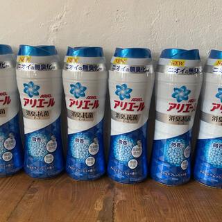 ピーアンドジー(P&G)の新品 アリエール 消臭&抗菌 マイルドフレッシュの香り 490ml  6本(洗剤/柔軟剤)