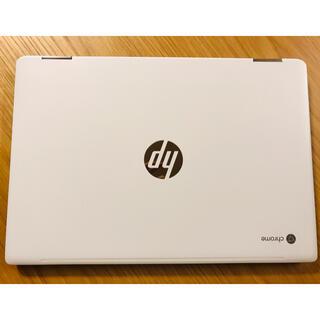 ヒューレットパッカード(HP)のChromebook x360 14-da0008TU(ノートPC)