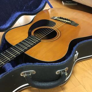 ヤマハ(ヤマハ)のYAMAHA FG-110 赤ラベル(アコースティックギター)