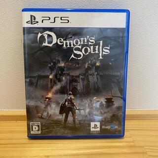 PlayStation - [PS5ソフト]デモンズソウル