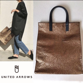 """BEAUTY&YOUTH UNITED ARROWS - """"BEAUTY & YOUTH UNITED ARROWS"""" トートバッグ"""