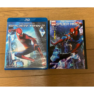 マーベル(MARVEL)のアメイジングスパイダーマン2(外国映画)