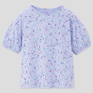ANNA SUI - ユニクロ✖️ANNA SUIコラボTシャツ女の子サイズ120保育園幼稚園小学校