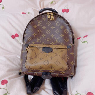 LOUIS VUITTON - ルイヴィトンパームスプリングスバックパックPMリバース
