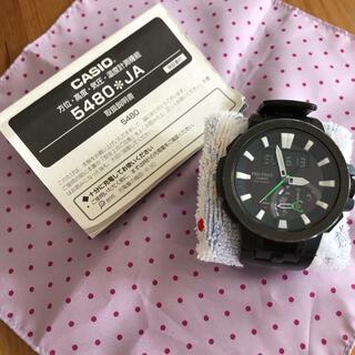 カシオ(CASIO)のカシオ プロトレック(腕時計(アナログ))