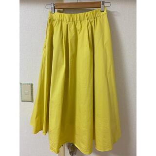 アーバンリサーチ(URBAN RESEARCH)のアーバンリサーチ フレアスカート(ひざ丈スカート)