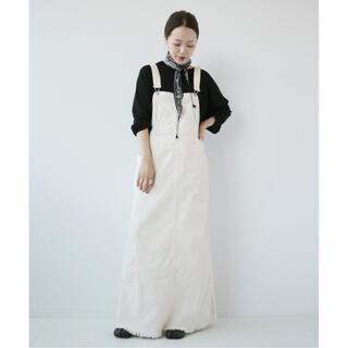 Plage -  Healthy denim/ヘルシーデニム SP CORD サロペットスカート