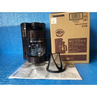 トウシバ(東芝)の値下❕19年製TOSHIBAコーヒーメーカー(コーヒーメーカー)