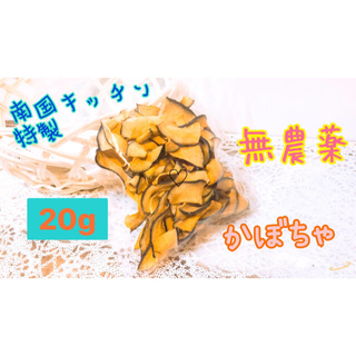 沖縄県産無農薬 乾燥かぼちゃ 小動物のおやつに♡(小動物)