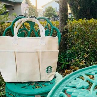 スターバックスコーヒー(Starbucks Coffee)のスタバ 2021福袋 トートバッグ(トートバッグ)