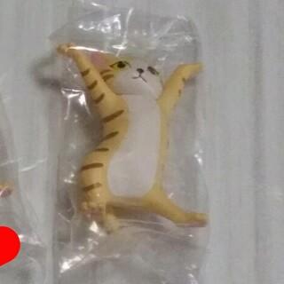 Usogi様専用 ネコのペンおき4  ハチワレ2クリーム1(その他)