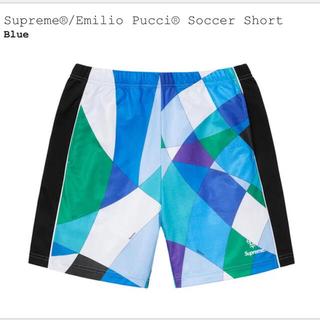 Supreme - supreme emilio pucci soccer short