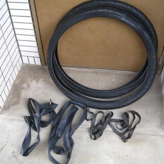 シンコー 自転車  MTBタイヤ  26×1.95 リムバンド チューブ