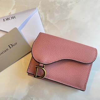 Christian Dior - ディオール 財布 折り財布 サドル