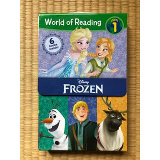 ディズニー(Disney)の英語 World of Reading Frozen アナと雪の女王 ディズニー(絵本/児童書)