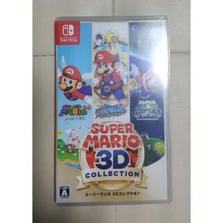 Nintendo Switch - 任天堂スイッチ ソフト スーパマリオ 3D コレクション
