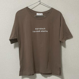 ユナイテッドアローズ(UNITED ARROWS)のTシャツ(Tシャツ(半袖/袖なし))