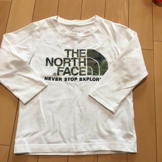 THE NORTH FACE - ノースフェイス ロンT