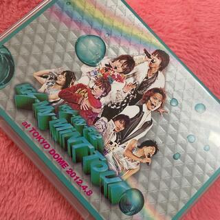 キスマイフットツー(Kis-My-Ft2)のKis-My-MiNT Tour at 東京ドーム 2012.4.8 DVD(ミュージック)
