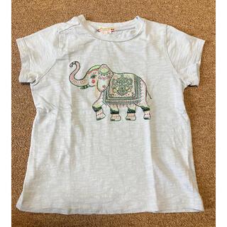 ボンポワン(Bonpoint)の専用ボンポワンTシャツ・ファミリアブローチ2点(Tシャツ/カットソー)