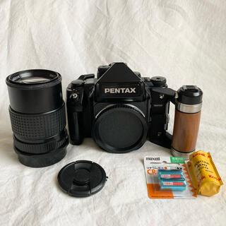 ペンタックス(PENTAX)の専用 PENTAX67Ⅱ  ペンタックス67Ⅱ バケペン (フィルムカメラ)