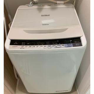 ヒタチ(日立)のHITACHI BW-V70A 洗濯機 BEAT WASH ビートウォッシュ(洗濯機)