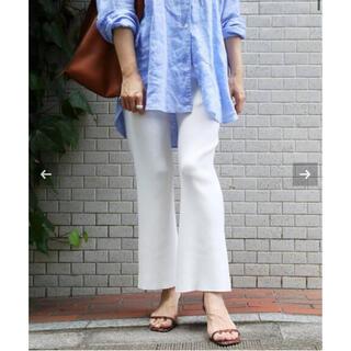 DEUXIEME CLASSE - ドゥーズィエムクラス♡ SWING RIB パンツ