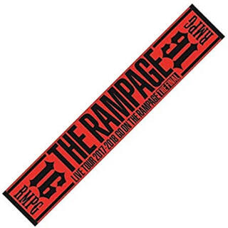 THE RAMPAGE - THE RAMPAGE マフラータオル