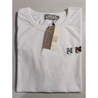 MAISON KITSUNE' - 即決歓迎!!Mサイズ MAISON KITSUNE キツネ  Tシャツ