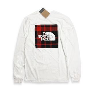 ザノースフェイス(THE NORTH FACE)のノースフェイス『新品正規品タグ付き』海外限定H.Redbox 長袖Tシャツ(Tシャツ/カットソー(七分/長袖))