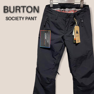BURTON - 【新品タグ付】BURTON ソサエティ パンツ ウィメンズ スノボ ブラック S