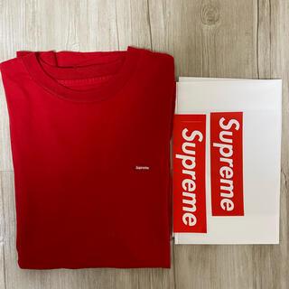 シュプリーム(Supreme)のsupreme small box logo tee M (Tシャツ/カットソー(半袖/袖なし))