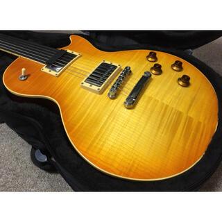 ギブソン(Gibson)の旧ロゴFGN フジゲン【激鳴り!極美品】NCLS-20プロトタイプ 初期型TMP(エレキギター)
