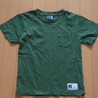 カーキT(Tシャツ/カットソー)
