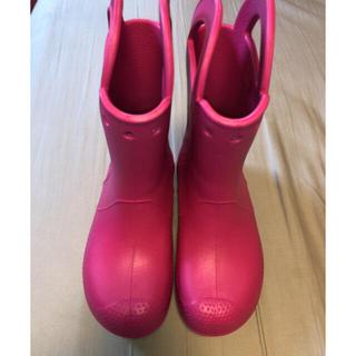 《お値引き》クロックス 長靴 J3