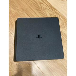 PlayStation4 - PS4 本体 500GB ジェット・ブラック cuh-2200ab01