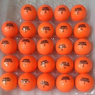 ブリヂストン(BRIDGESTONE)のロストボール  SUPER NEWING Sn 24球(その他)