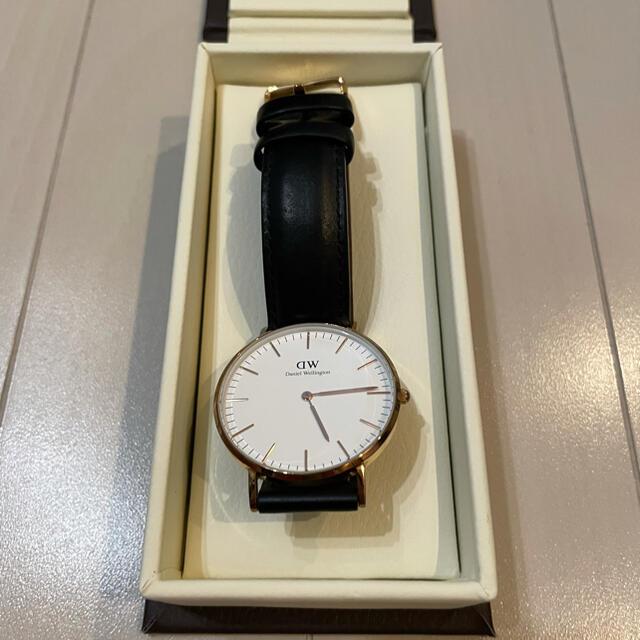 Daniel Wellington(ダニエルウェリントン)のdanielwellington 時計 メンズの時計(腕時計(アナログ))の商品写真
