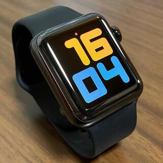 Apple Watch - Apple Watch Series 2 38mm スペースブラックステンレス