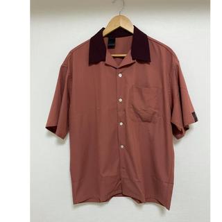 N.HOOLYWOOD - エヌハリウッド 最新21ss オープンカラーシャツ 半袖シャツ