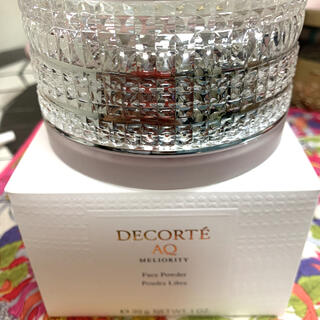COSME DECORTE - コスメデコルテ  ミリオリティ フェイスパウダー