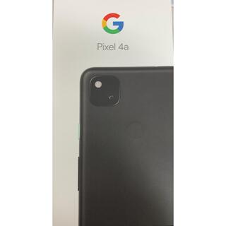 Google Pixel - Google pixel 4a just black 128GB
