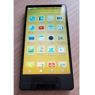 アクオス(AQUOS)のAQUOS PHONE Xx mini 303SH(スマートフォン本体)